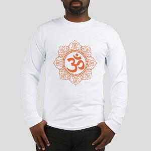 OM Flower Long Sleeve T-Shirt