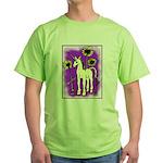Sunflower Unicorn Green T-Shirt