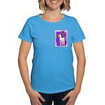Sunflower Unicorn Women's Dark T-Shirt