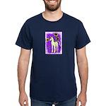 Sunflower Unicorn Dark T-Shirt