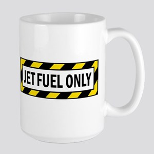 jet-fuel-only Mugs