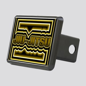 Jiu-Jitsu Rectangular Hitch Cover