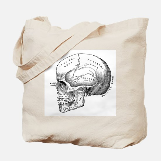 Anatomical Tote Bag