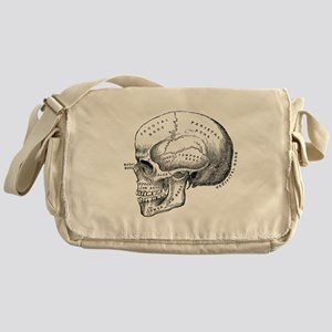 Anatomical Messenger Bag