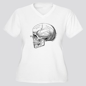 Anatomical Plus Size T-Shirt