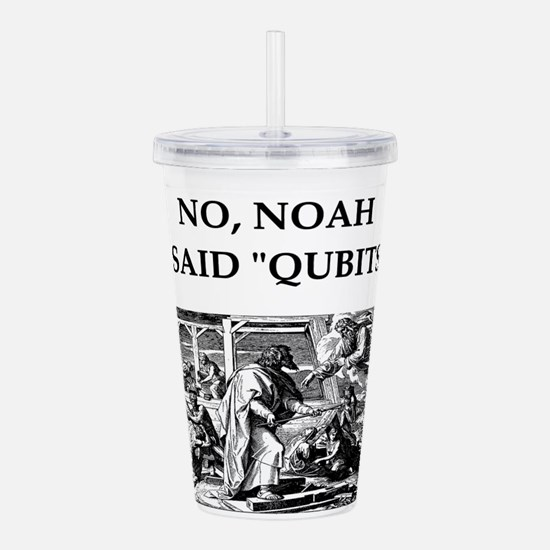 NOAH Acrylic Double-wall Tumbler