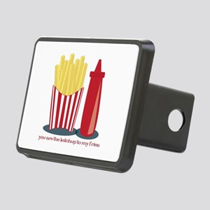 Ketchup To My Fries Hitch Cover