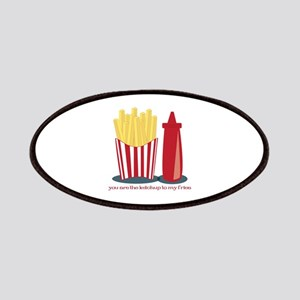 Ketchup To My Fries Patches