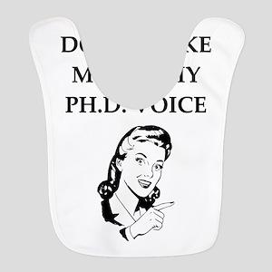 ph.d. joke Bib