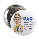 """Father's Day 2.25"""" Button (100 pack)"""