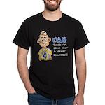 Father's Day Dark T-Shirt