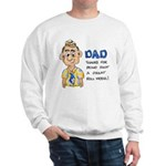 Father's Day Sweatshirt