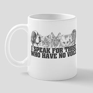 Animal Voice Mug