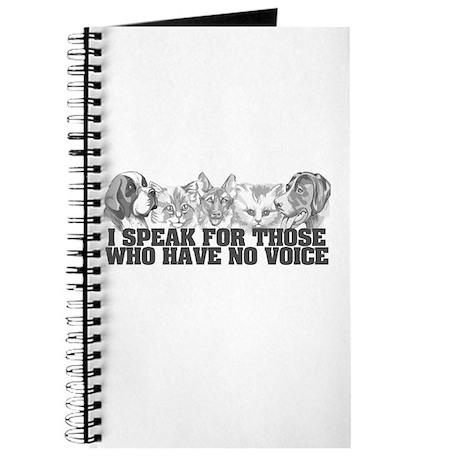 Animal Voice Journal