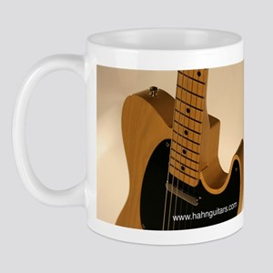Hahn Guitar Mug