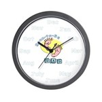 Soon-to-be Dad Wall Clock