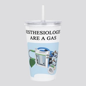 anesthesiologist joke gifts t-shirts Acrylic Doubl