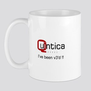 Quintica Ive been v3d Mugs