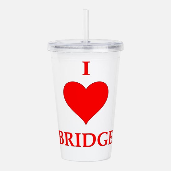 27 Acrylic Double-wall Tumbler