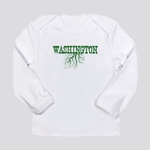 Washington Roots Long Sleeve Infant T-Shirt