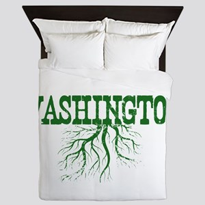Washington Roots Queen Duvet