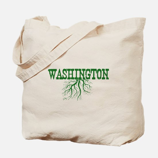Washington Roots Tote Bag