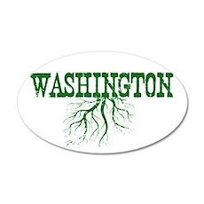 Washington Roots Wall Decal