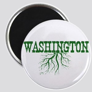 Washington Roots Magnet