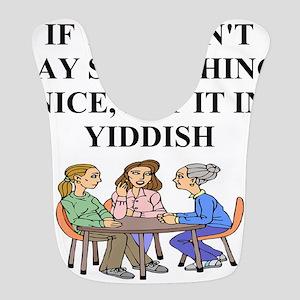 funny jewish joke yiddish proverb Bib