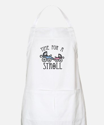 Time For A Stroll Apron