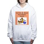 SQUIRREL Women's Hooded Sweatshirt