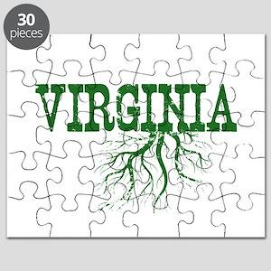 Virginia Roots Puzzle
