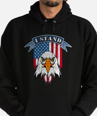 I Stand for the Flag Sweatshirt