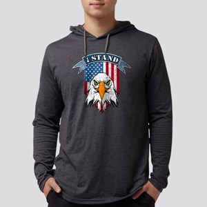I Stand for the Flag Long Sleeve T-Shirt