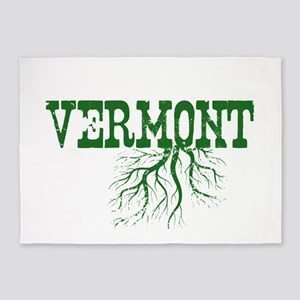 Vermont Roots 5'x7'Area Rug