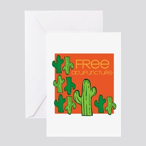 Free Acupuncture Greeting Cards