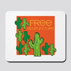 Free Acupuncture Mousepad