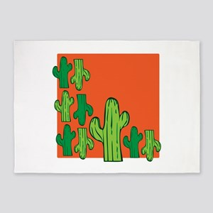 Cactus 5'x7'Area Rug