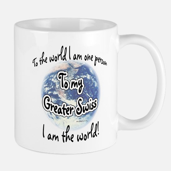 Swissy World2 Mug