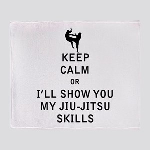 Keep Calm or i'll Show You My Jiu Jitsu Skills Thr