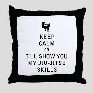 Keep Calm or i'll Show You My Jiu Jitsu Skills Thr