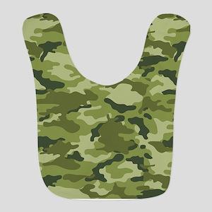 Green Camo Pattern Bib