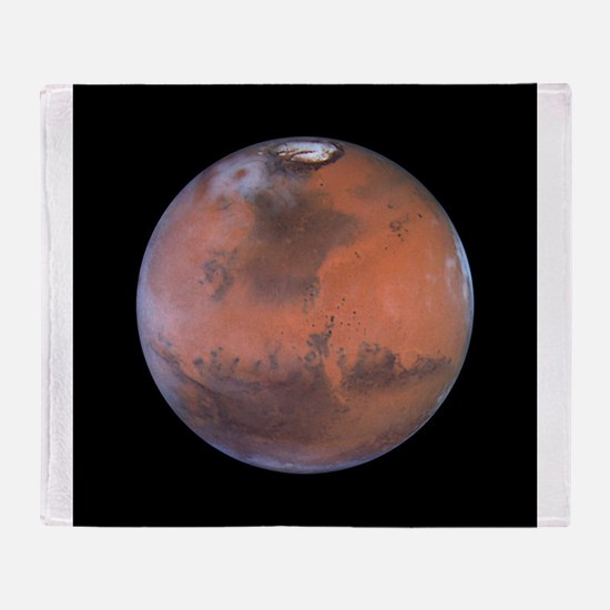 mars Throw Blanket