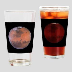 mars Drinking Glass
