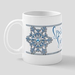 Special Snowflake Suppression Squad Mug