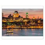 Quebec City Posters