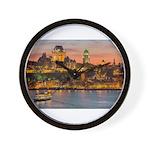 Quebec City Wall Clock