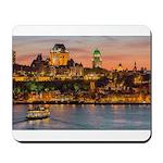 Quebec City Mousepad