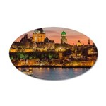Quebec City Wall Decal