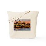 Quebec City Tote Bag